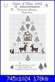 NATALE: Gli alberi di Natale - schemi e link-elisapassionssapin-chalet09-jpg