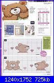 Bordi per bambini (lenzuolini ed altro) schemi e link-orsi-2-jpg