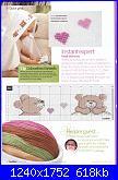 Bordi per bambini (lenzuolini ed altro) schemi e link-orsi-3-jpg