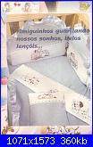 Bordi per bambini (lenzuolini ed altro) schemi e link-imagem-jpg