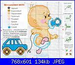 Sampler nascita - schemi e link-bimbo-jpg