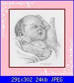 Sampler nascita - schemi e link-bebi-jpg