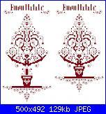 NATALE: Gli alberi di Natale - schemi e link-red-tree1-jpg
