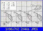 Bordi per bambini (lenzuolini ed altro) schemi e link-lenzuolino-coccinelle_1-jpg