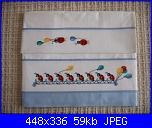 Bordi per bambini (lenzuolini ed altro) schemi e link-lenzuolino-coccinelle-jpg