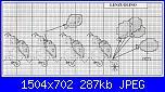 Bordi per bambini (lenzuolini ed altro) schemi e link-lenzuolino-coccinelle_2-jpg