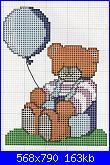 Orsi e orsetti* ( Vedi ANIMALI ) - schemi e link-orsetto-con-paloncino%C2%A7-jpg