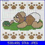 Orsi e orsetti* ( Vedi ANIMALI ) - schemi e link-orsetto-con-tartarughina-%C2%A7-jpg
