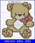 Orsi e orsetti* ( Vedi ANIMALI ) - schemi e link-6-jpg