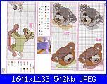 Orsi e orsetti* ( Vedi ANIMALI ) - schemi e link-11-jpg