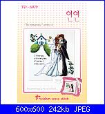 Schemi matrimonio - schemi e link-romantic-jpg