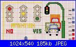 Alfabeti vari* ( Vedi ALFABETI ) - schemi e link-semafori-jpg
