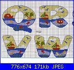Alfabeti vari* ( Vedi ALFABETI ) - schemi e link-file0009-jpg