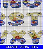 Alfabeti vari* ( Vedi ALFABETI ) - schemi e link-file0018-jpg