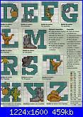 Alfabeti vari* ( Vedi ALFABETI ) - schemi e link-alfabeto-cowboy-2-jpg