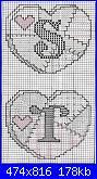 Alfabeti romantici* ( Vedi ALFABETI ) - schemi e link-alfabeto-patchwork-1-3-jpg