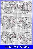 Alfabeti romantici* ( Vedi ALFABETI ) - schemi e link-alfabeto-patchwork-1-1-jpg
