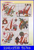 Alfabeti  feste* ( Vedi ALFABETI ) - schemi e link-alfabeto-natalizio-3-jpg