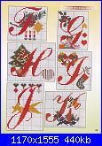 Alfabeti  feste* ( Vedi ALFABETI ) - schemi e link-alfabeto-natalizio-2-jpg