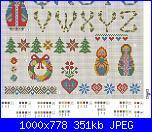 Alfabeti  feste* ( Vedi ALFABETI ) - schemi e link-dmc-creation-samplers-2-jpg