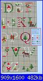 Alfabeti  feste* ( Vedi ALFABETI ) - schemi e link-abc-noel-2-jpg