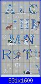 Alfabeti  feste* ( Vedi ALFABETI ) - schemi e link-abc-nieve-2-jpg