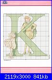Alfabeti mondo fantastico* ( Vedi ALFABETI ) - schemi e link-lettera-k-jpg