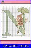 Alfabeti mondo fantastico* ( Vedi ALFABETI ) - schemi e link-lettera-n-jpg