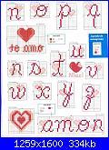 Alfabeti romantici* ( Vedi ALFABETI ) - schemi e link-monograma-409-jpg