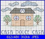 Welcome - Casa dolce casa - Home sweet home*- schemi e link-casa-jpg