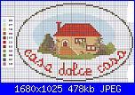 Welcome - Casa dolce casa - Home sweet home*- schemi e link-casadolcecasa2-jpg