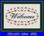 Welcome - Casa dolce casa - Home sweet home*- schemi e link-welcome1a-jpg