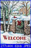 Welcome - Casa dolce casa - Home sweet home*- schemi e link-dimensions08788_winter_welcome-jpg