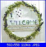 Welcome - Casa dolce casa - Home sweet home*- schemi e link-acufactum-welcome-2-jpg