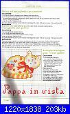 Schemi per bavette, bavaglini - schemi e link-gattino-4-jpg