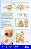 Schemi per bavette, bavaglini - schemi e link-pulcino-jpg