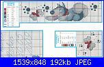 Schemi per bavette, bavaglini - schemi e link-cagnolino-1-jpg