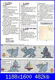 Schemi per bavette, bavaglini - schemi e link-bavaglino-3-jpg