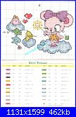 Schemi per bavette, bavaglini - schemi e link-1-2-jpg