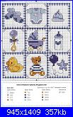 Schemi per bavette, bavaglini - schemi e link-bavaglino-2-jpg