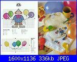 Schemi per bavette, bavaglini - schemi e link-bebe-baberos-1-jpg