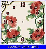 Fiori, fiori, fiori e ancora fiori!* ( Vedi FIORI) - schemi e link-chasy-s-makami-jpg