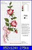 Bordi asciugamani - schemi e link-7tov-fiocco-rose-jpg