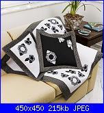 Cuscini,Pillows,Almofadas,Coussins* - schemi e link-manta-jpg