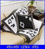 Cuscini,Pillows,Almofadas,Coussins* - schemi e link-manta-jpg