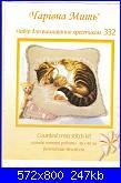 Cuscini,Pillows,Almofadas,Coussins* - schemi e link-cuscino-con-gatto-jpg