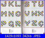 Alfabeti semplici* ( Vedi ALFABETI ) - schemi e link-01-25-jpg