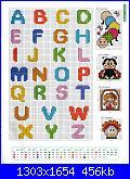 Alfabeti semplici* ( Vedi ALFABETI ) - schemi e link-figura008-jpg