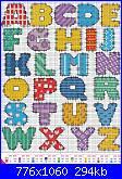 Alfabeti semplici* ( Vedi ALFABETI ) - schemi e link-pag019-jpg