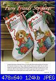 Natale: Le calze- schemi e link-vermillion-stitchery-furry-friends-stocking-jpg